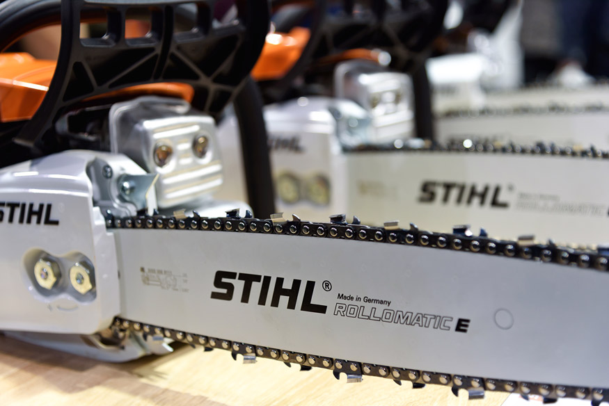 stihl chainsaw bar