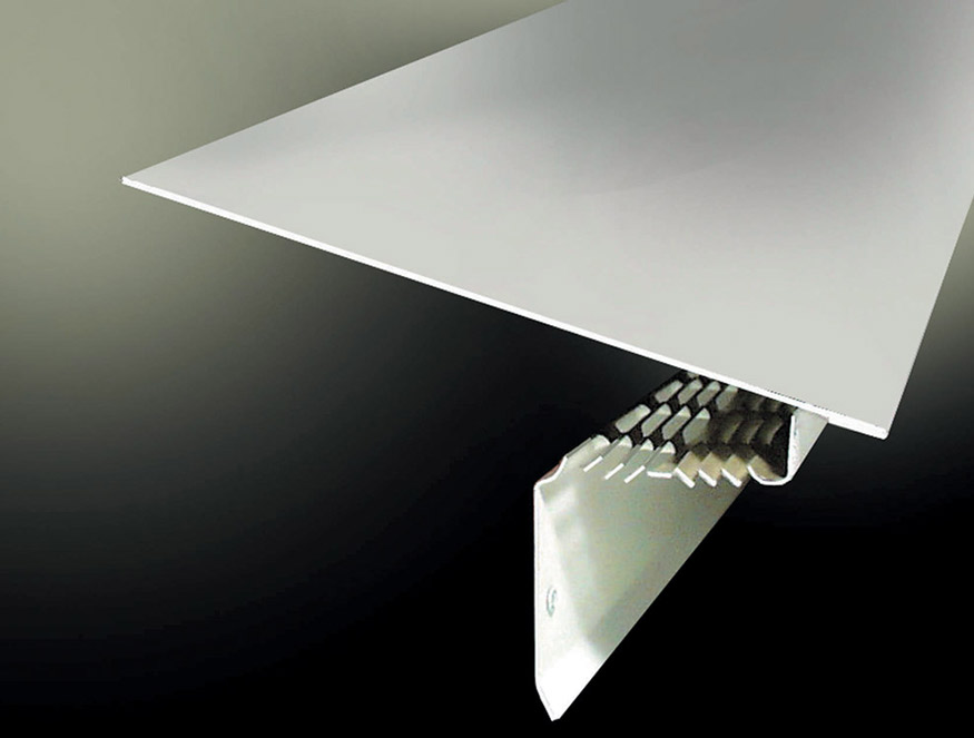 drip edge vent