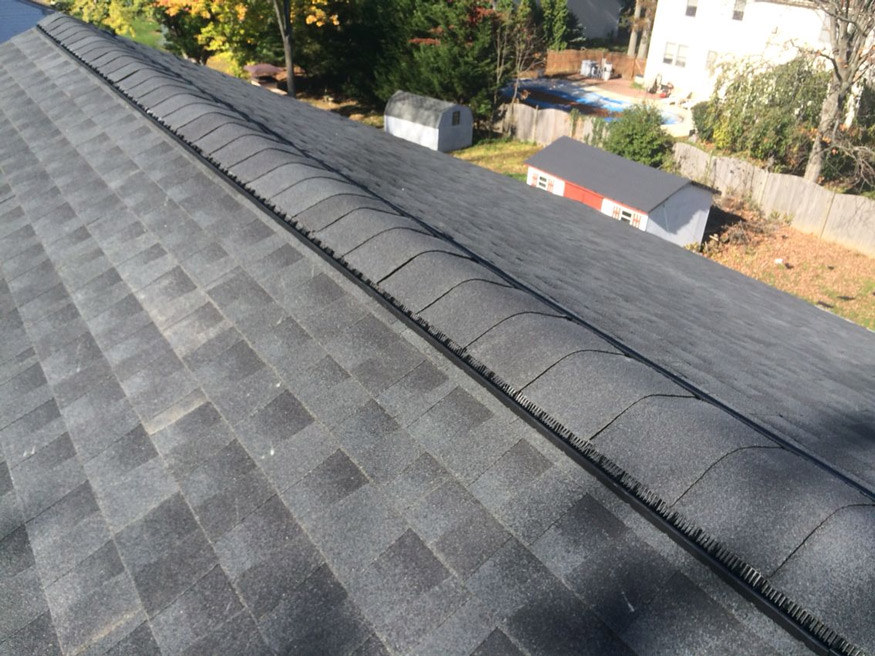 hip ridge roof ventilation