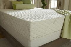 mattress on floor