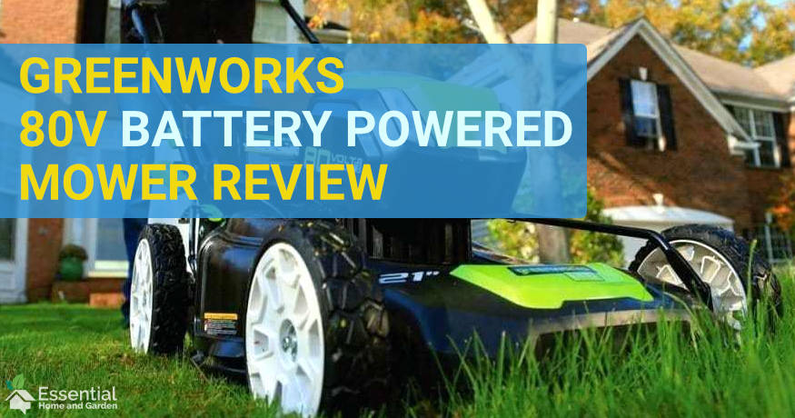 greenworks 80v mower review