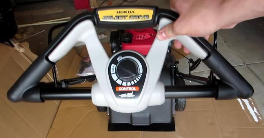 HRX217K5VKA controls
