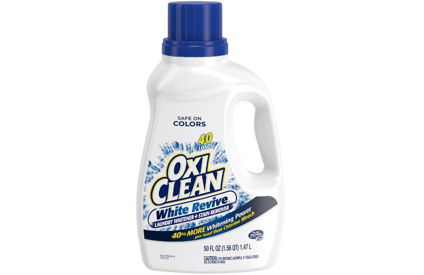 oxygen based bleach for cleaning clothes