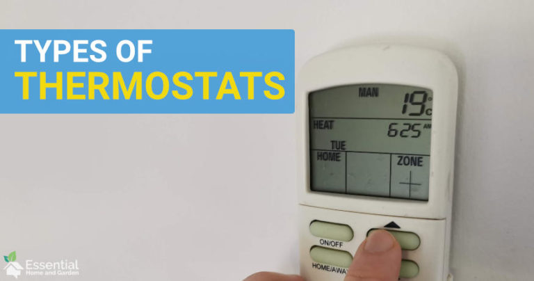 types of thermostats