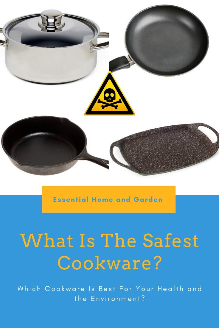 safest cookware pinterest pin