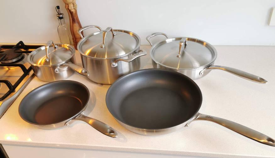 abbio cookware set