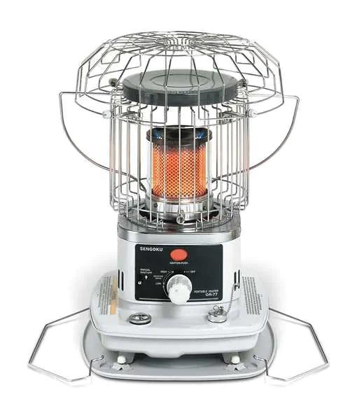 Best Battery Powered Heaters Zoro Sengoku Omni