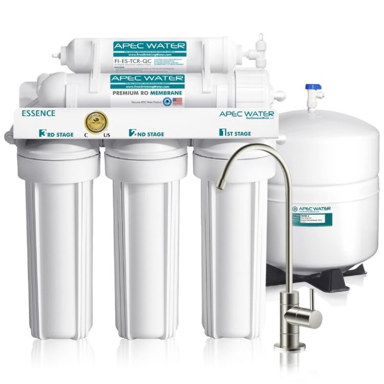 Apec Water ROES-50 Reverse Osmosis Filtration System