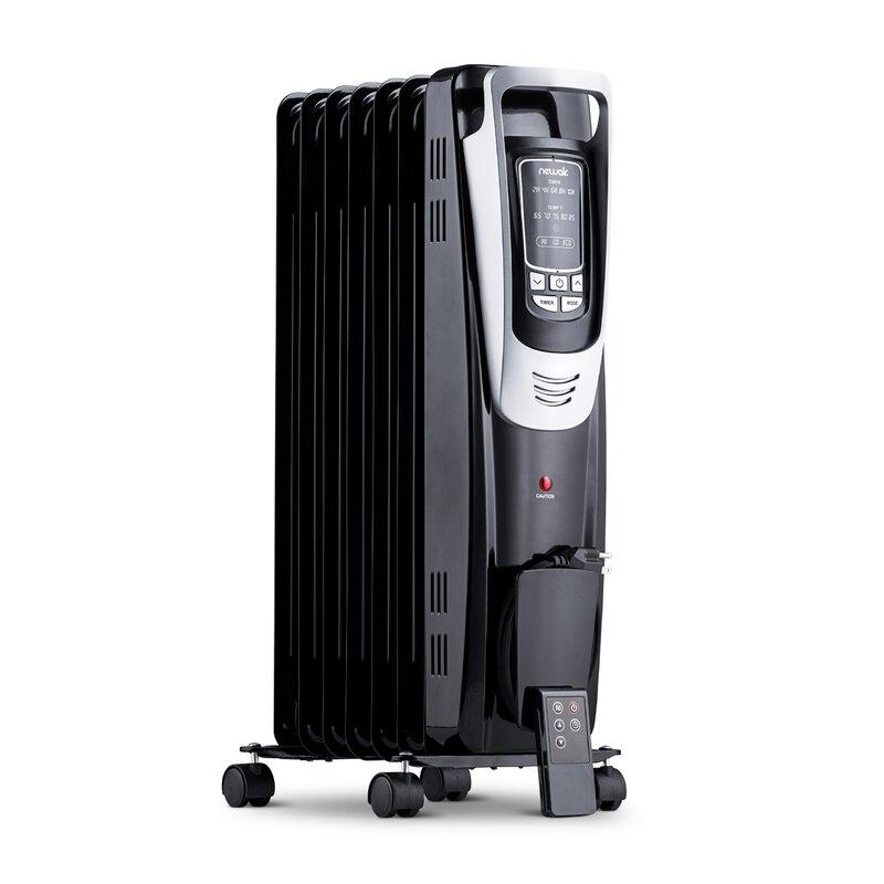 best oil filled heater newair 1500w