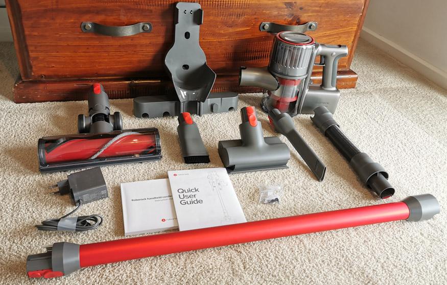 Roborock Stick Vacuum Tools