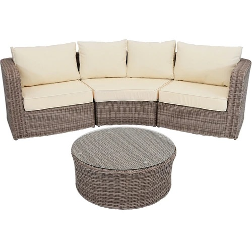 sunnydaze mollendo wicker furniture