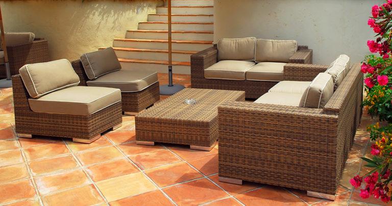 best outdoor wicker furniture