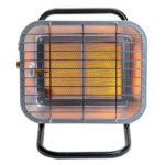 thermalblaster 15000 btu portable infrared heater