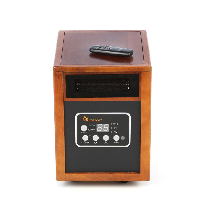 Dr. Infrared Heater 1500w portable heater