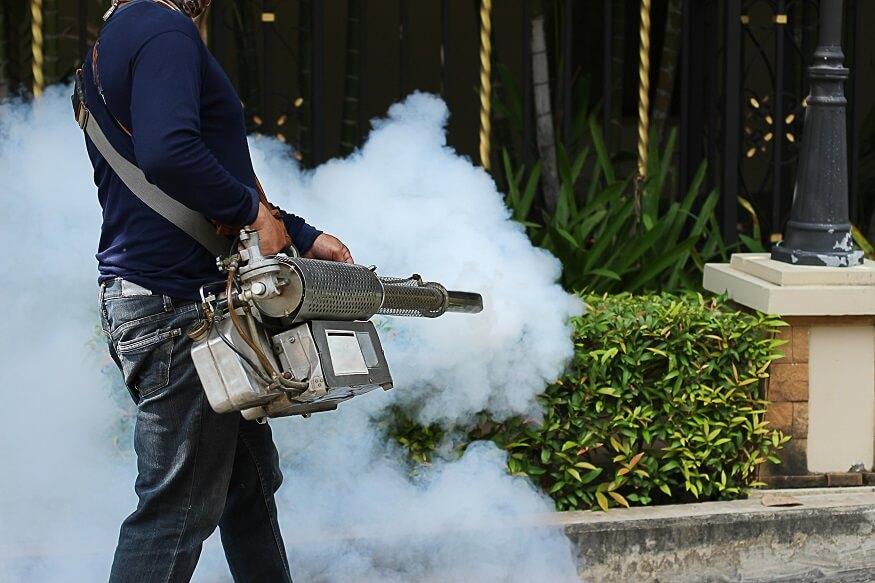 Do mosquito foggers work