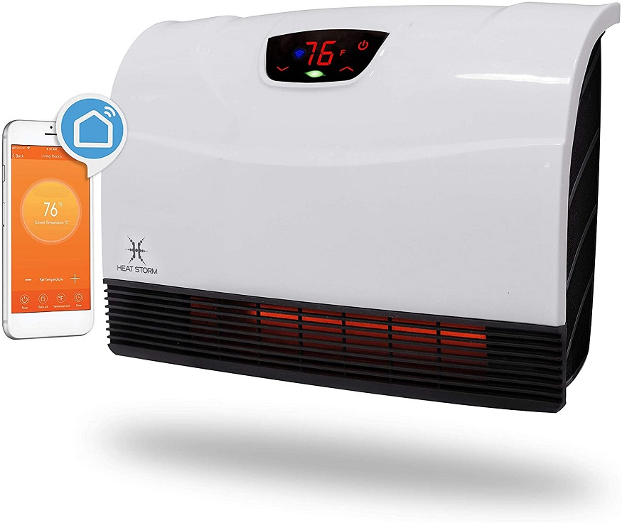 Heat Storm 1500 Infrared Wall Mounted Heater