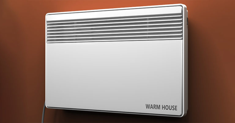 best electric wall mount heaters