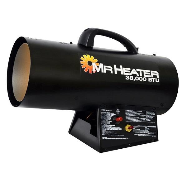 mr heater 38000 btu propane heater