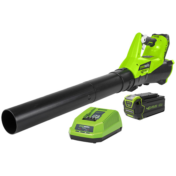 greenworks 40v axial blower review