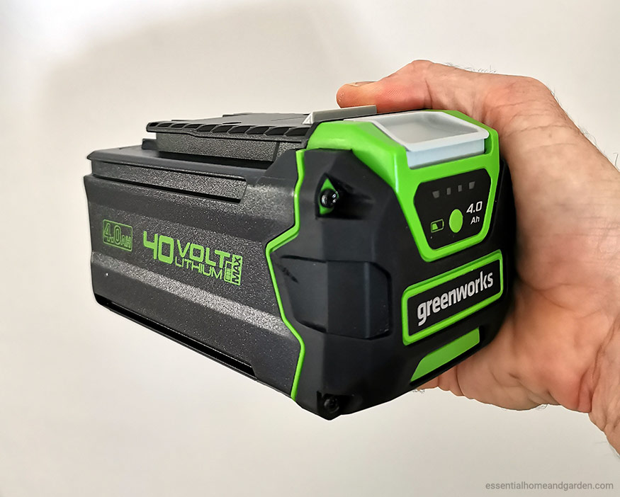 greenworks 40v gmax battery