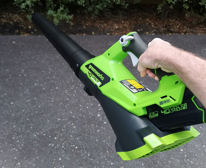 greenworks 40v axial blower
