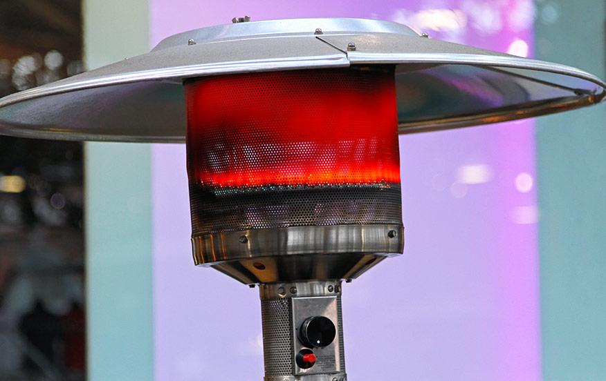 patio propane heater