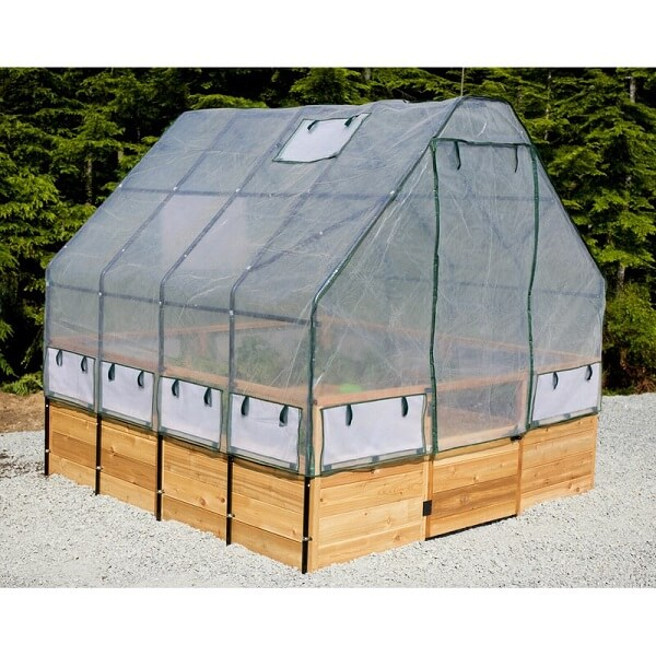 outdoor living today greenhouse