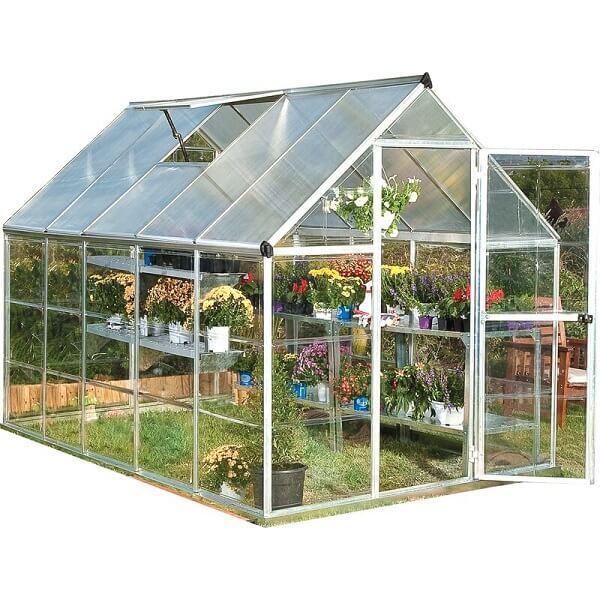 palram hybrid greenhouse