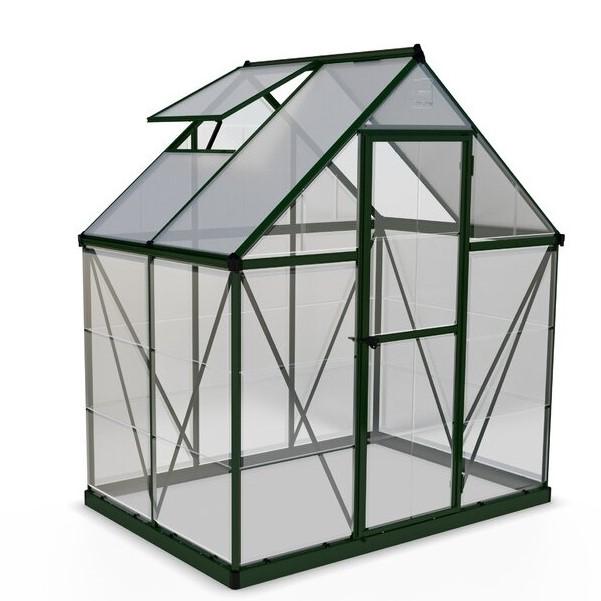 palram hybrid greenhouse 6 x 4 ft
