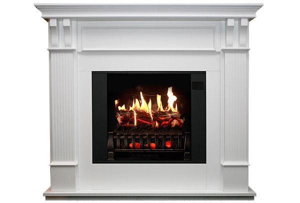 safest electric fireplace