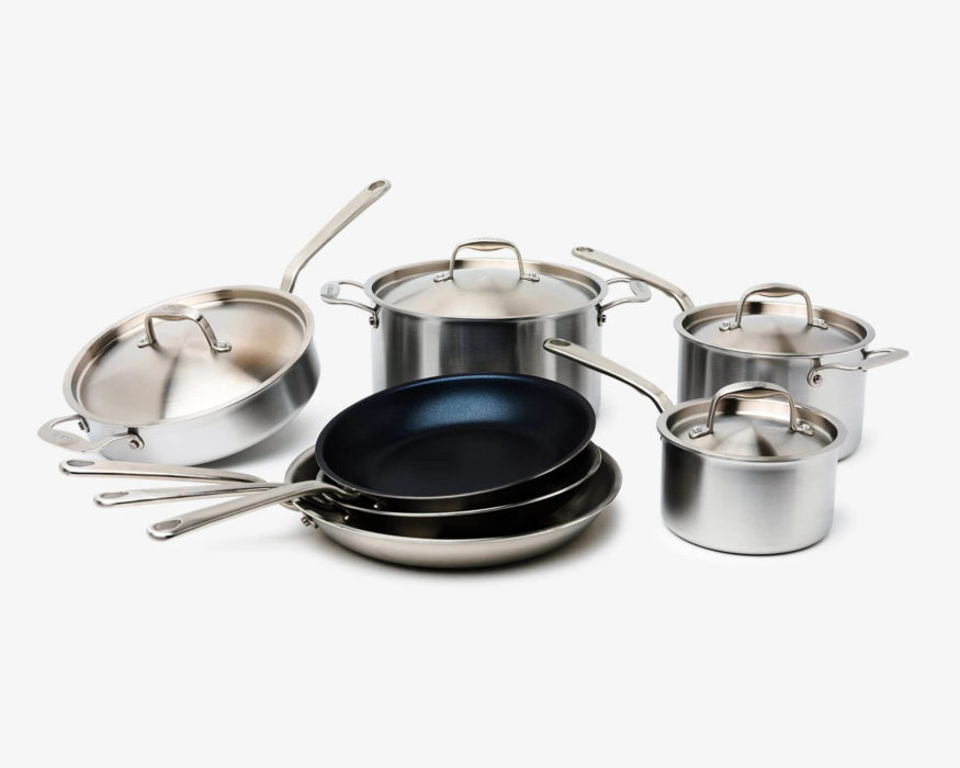 The Sous Chef Set From Made In Cookware
