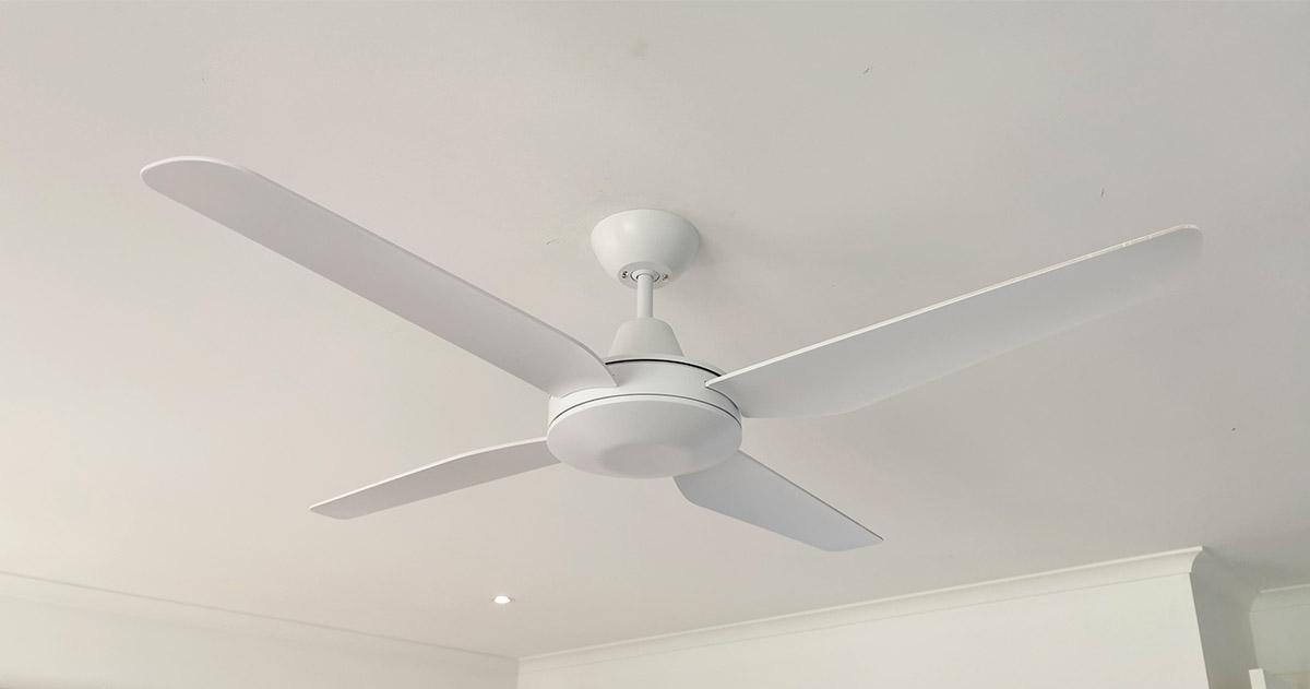 noisy ceiling fan