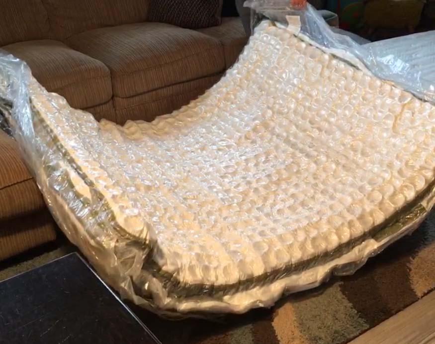 novilla mattress decompression and set up