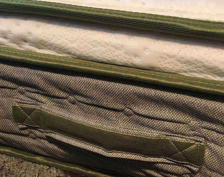 novilla mattresses edge support