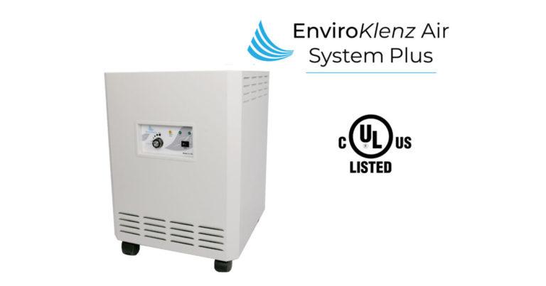 Enviroklenz UV Model Air Purifier