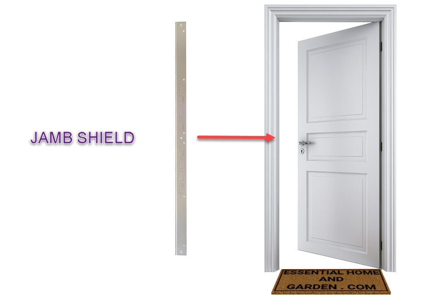 DOOR JAMB SHIELD