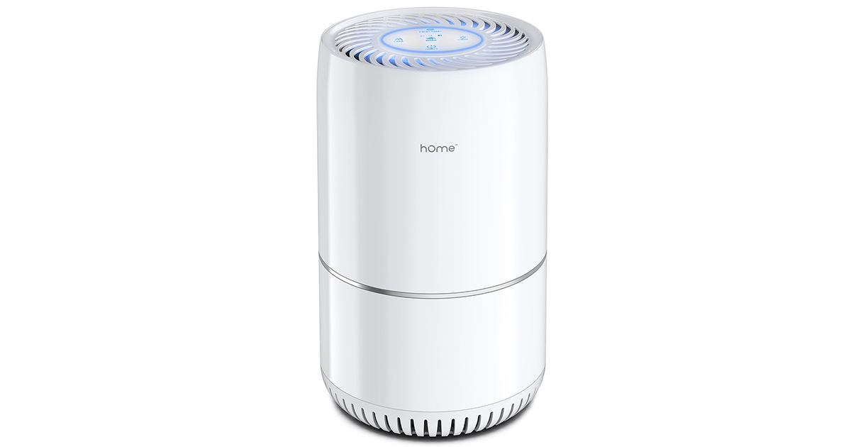 H0meLabs Purely Awesome True HEPA Air Purifier