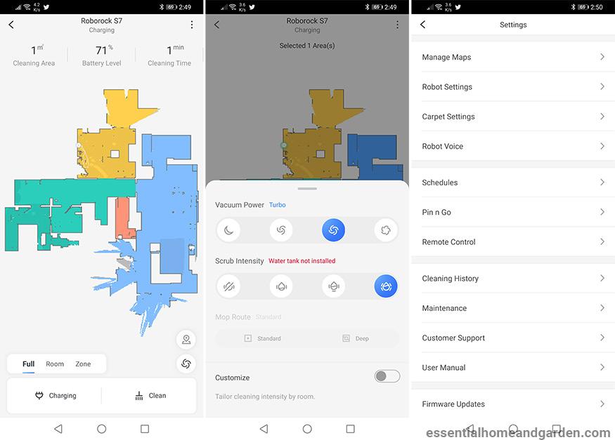 roborock S7 App