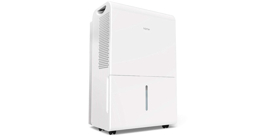 h0meLabs 50-Pint Dehumidifier Review