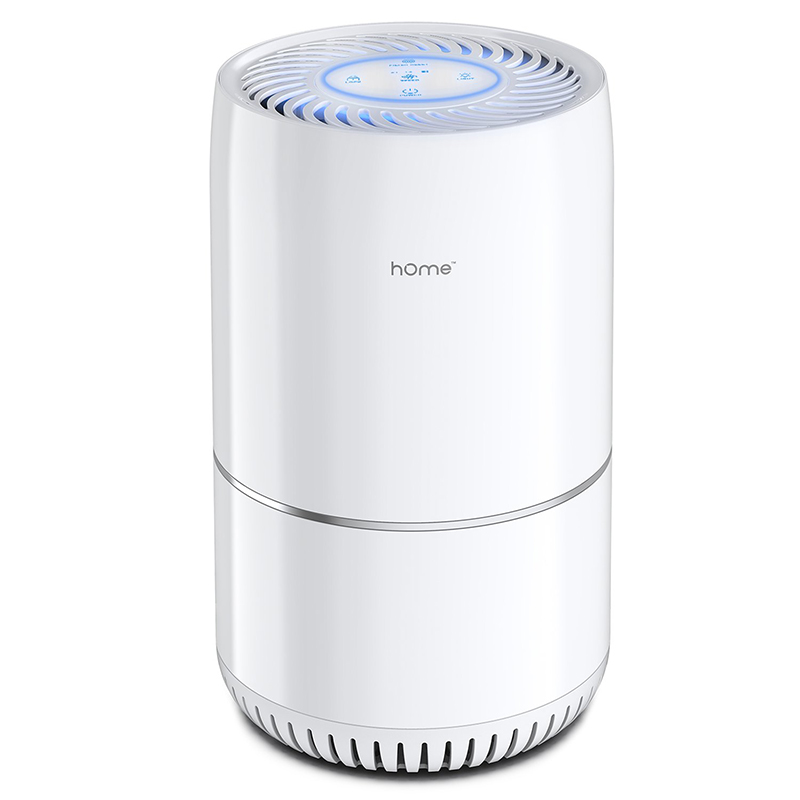 homelabs purely awesome True Hepa Filter air purifier