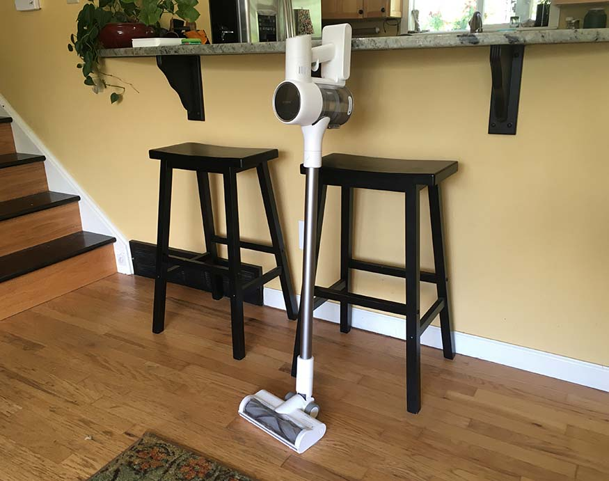 picture of DreamTeach T10 vacuum