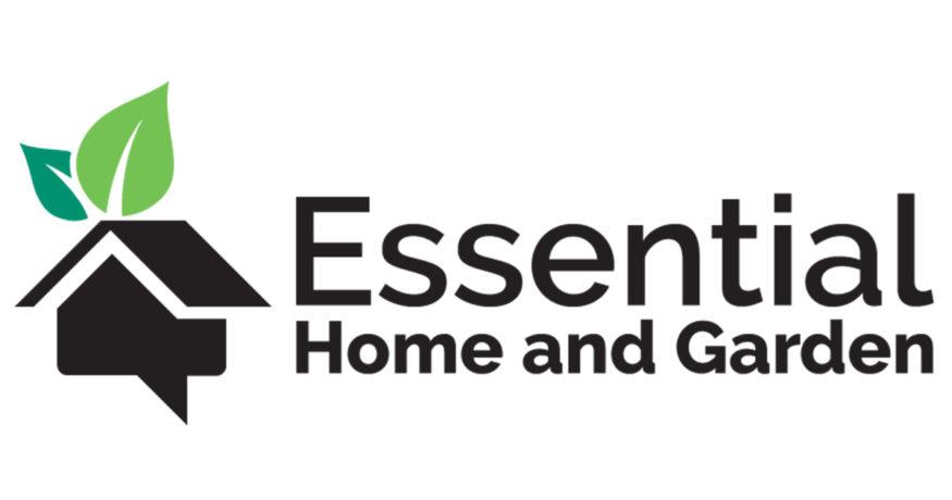 essential home and garden logo
