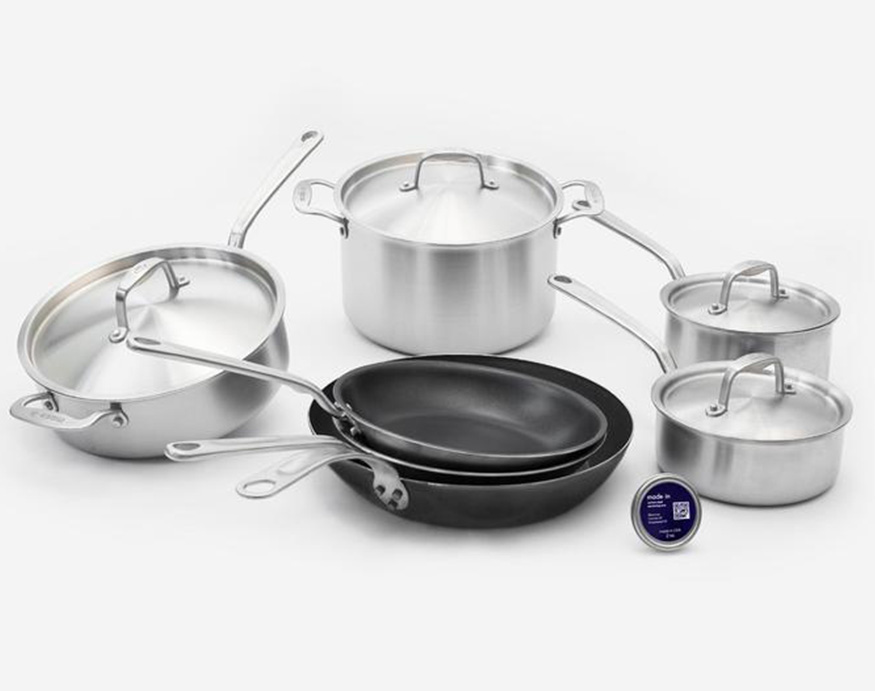 Made In Cookware 'The Sous Shef' Set
