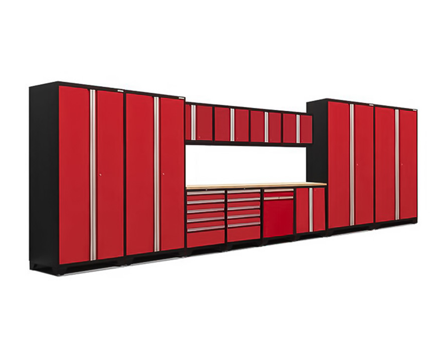 NewAge Pro Series 14 Piece Complete Storage System