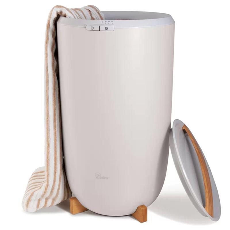 TWB01 Ultra Large Luxury Free Standing Electric Towel Warmer