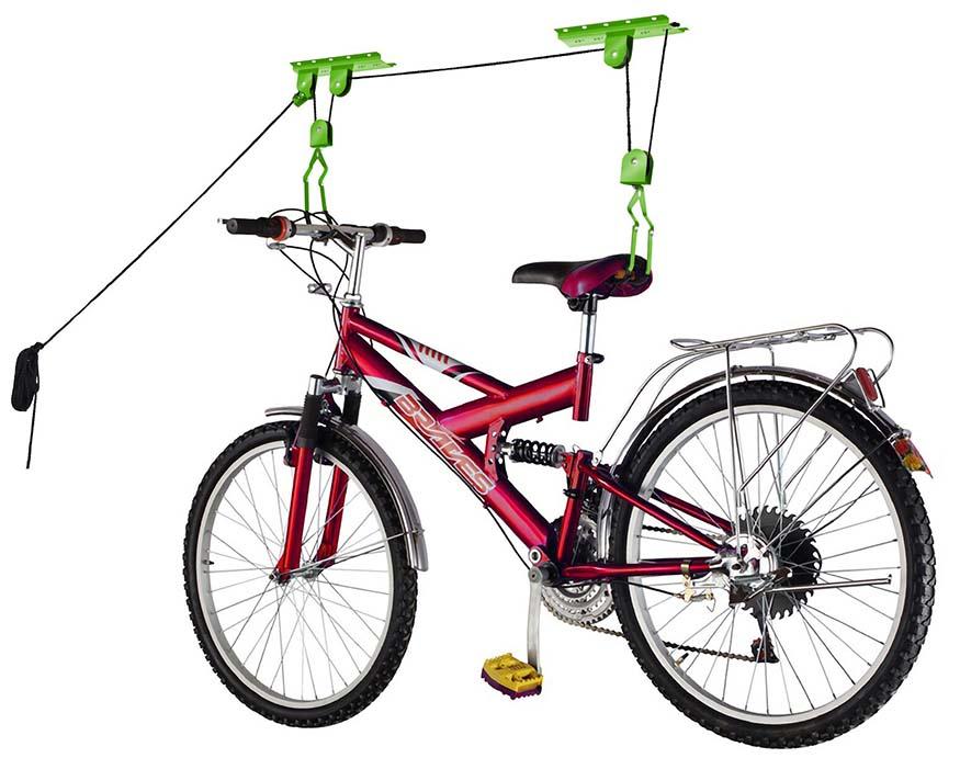 WFX Utility Bike Hoist Ceiling Mounted
