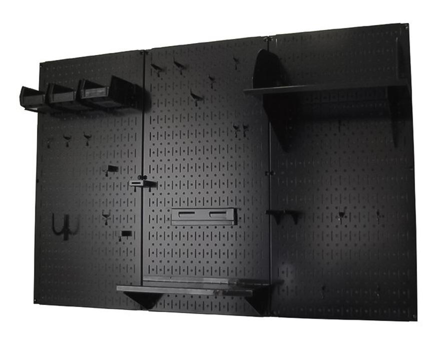 Wall Control 30-WRK-400 BB Pegboard