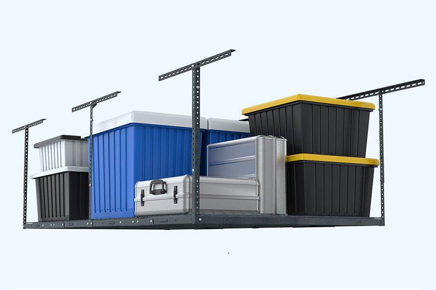 fleximount overhead garage storage