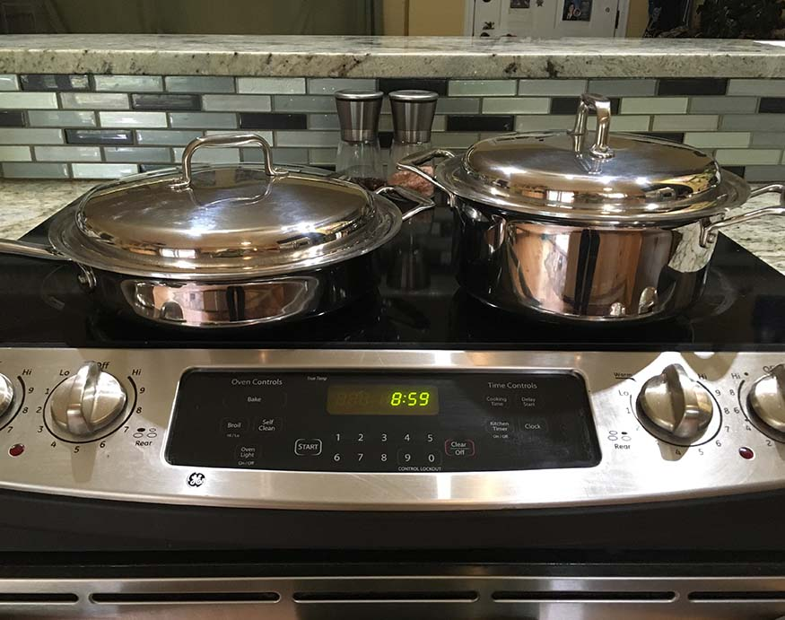 picture of 360 Cookware pot and pan