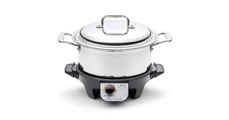 360 Cookware Slow Cooker